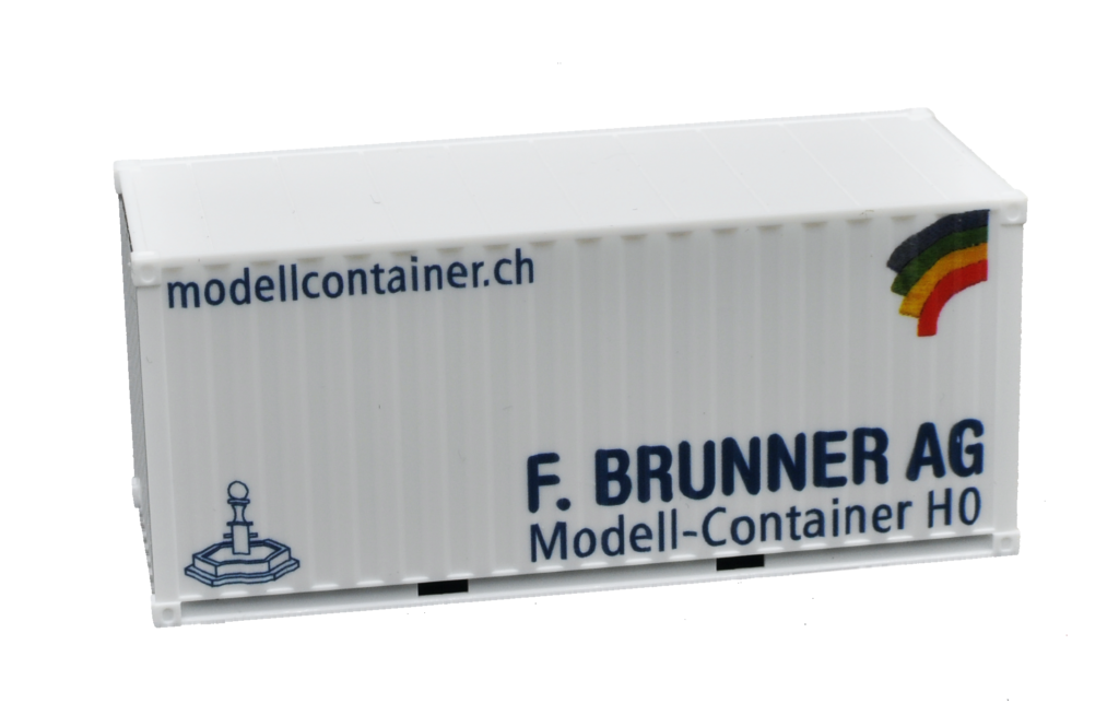 Modellcontainer